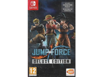 JUMP FORCE DELUXE EDITION (SWITCH bazar)