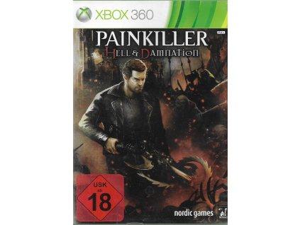 PAINKILLER HELL & DAMNATION (XBOX 360 bazar)