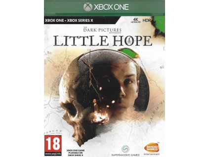 THE DARK PICTURES ANTHOLOGY LITTLE HOPE (XBOX ONE bazar)