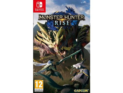 MONSTER HUNTER RISE (SWITCH nová)