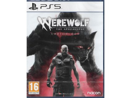 WEREWOLF THE APOCALYPSE EARTHBLOOD (PS5 NOVÁ)