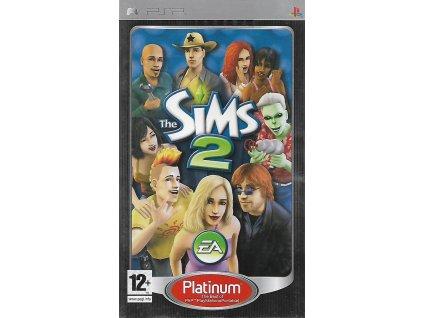 THE SIMS 2 (PSP BAZAR)