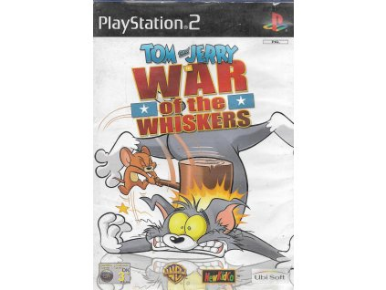 TOM AND JERRY IN WAR OF THE WHISKERS (PS2 BAZAR)