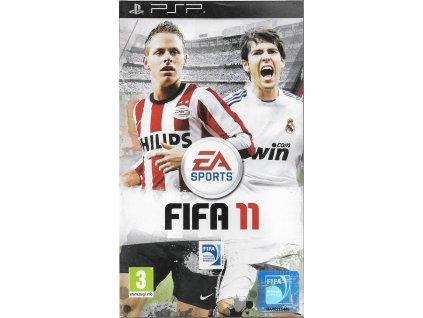 FIFA 11 (PSP BAZAR)