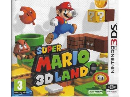 SUPER MARIO 3D LAND (3DS BAZAR)