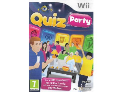 QUIZ PARTY (WII BAZAR)