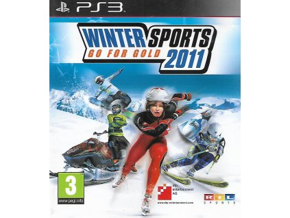 WINTER SPORTS GO FOR GOLD 2011 (PS3 BAZAR)
