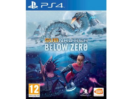 SUBNAUTICA BELOW ZERO (PS4 NOVÁ)
