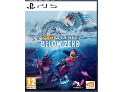 SUBNAUTICA BELOW ZERO (PS5 NOVÁ)