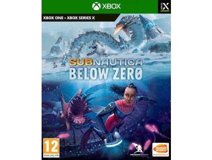 SUBNAUTICA BELOW ZERO (XBOX ONE NOVÁ)