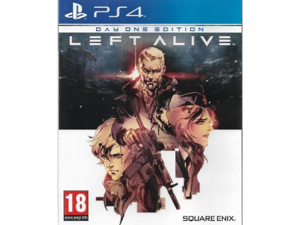 LEFT ALIVE (PS4 BAZAR)