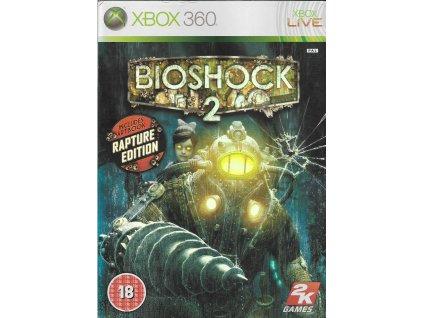 BIOSHOCK 2 RAPTURE EDITION (XBOX 360 BAZAR)