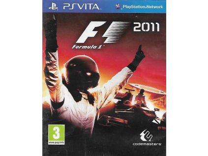 F1 2011 FORMULA 2011 (PS VITA BAZAR)
