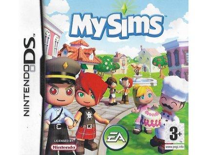 MY SIMS (DS BAZAR)