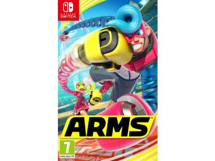 ARMS (SWITCH NOVÁ)