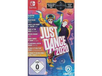 JUST DANCE 2020 (SWITCH NOVÁ)