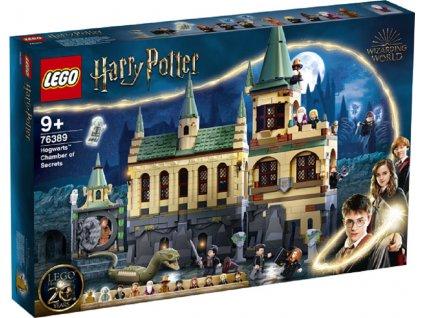 LEGO HARRYPOTTER HOGWARTS CHAMBER OF SECRETS