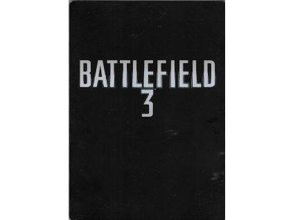 BATTLEFIELD 3 STEELBOOK EDITION (XBOX 360 BAZAR)