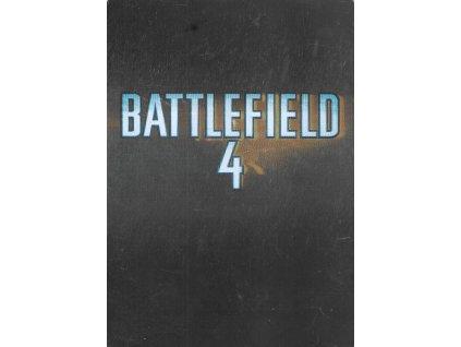 BATTLEFIELD 4 STEELBOOK EDITION (XBOX 360 BAZAR)
