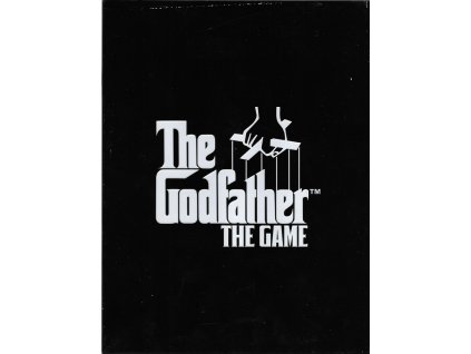 THE GODFATHER THE GAME LIMITED COFFIN EDITION (XBOX 360 BAZAR)