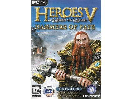 HEROES OF MIGHT & MAGIC V HAMMERS OF FATE (PC BAZAR)