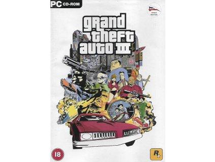 GTA 3 GRAND THEFT AUTO III (PC BAZAR)