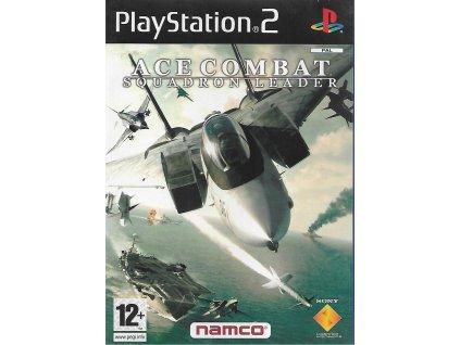 ACE COMBAT SQUADRON LEADER (PS2 BAZAR)