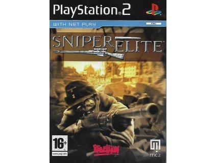 SNIPER ELITE (PS2 BAZAR)