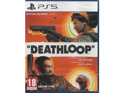 DEATHLOOP (PS5 NOVÁ)