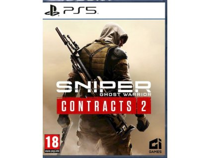 SNIPER GHOST WARRIOR CONTRACTS 2 (PS5 NOVÁ)