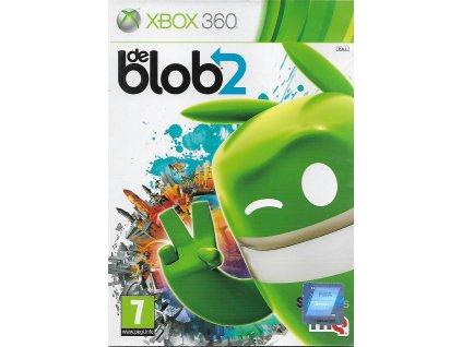 DE BLOB 2 (XBOX 360 BAZAR)