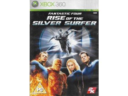 FANTASTIC FOUR RISE OF THE SILVER SURFER (XBOX 360 BAZAR)