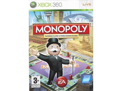 MONOPOLY (XBOX 360 BAZAR)