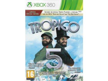 TROPICO 5 (XBOX 360 BAZAR)