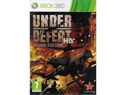 UNDER DEFEAT HD + OFFICIAL SOUNDTRACK (XBOX 360 BAZAR)