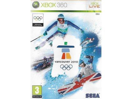 VANCOUVER 2010 (XBOX 360 BAZAR)