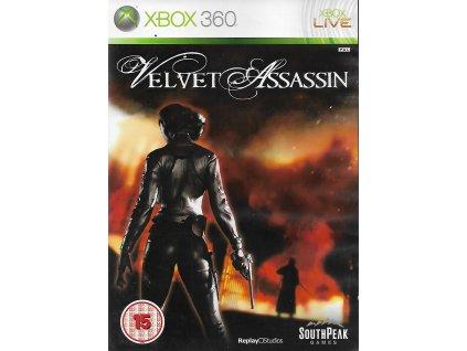 VELVET ASSASSIN (XBOX 360 BAZAR)
