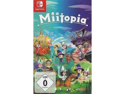MIITOPIA (SWITCH NOVÁ)
