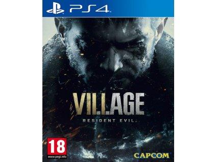 RESIDENT EVIL VILLAGE (PS4 nová)