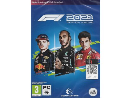 F1 2021 THE OFFICIAL VIDEOGAME (PC NOVÁ)