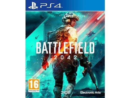 BATTLEFIELD 2042 (PS4 NOVÁ)