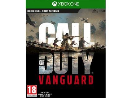 CALL OF DUTY VANGUARD (XBOX ONE NOVÁ)