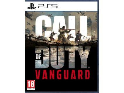 CALL OF DUTY VANGUARD (PS5 NOVÁ)