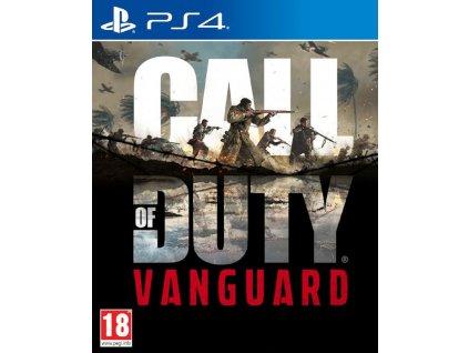 CALL OF DUTY VANGUARD (PS4 NOVÁ)