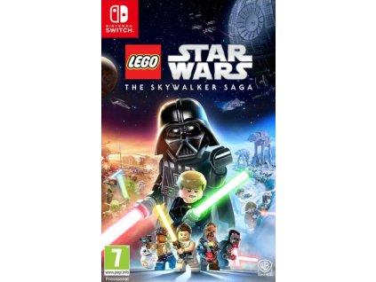 LEGO STAR WARS THE SKYWALKER SAGA (SWITCH NOVÁ)