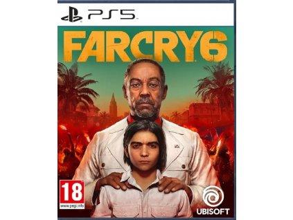 FARCRY 6 (PS5 NOVÁ)