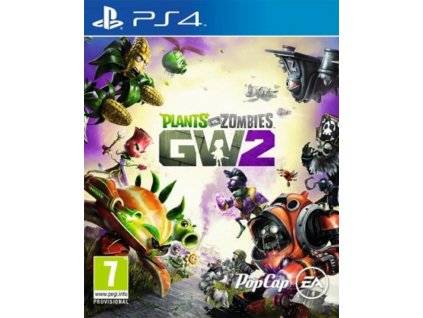 PLANTS VS ZOMBIE GARDEN WARFARE 2