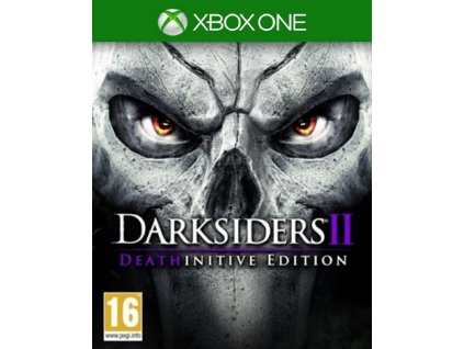 DARKSIDERS 2 DEFINITIVE EDITION