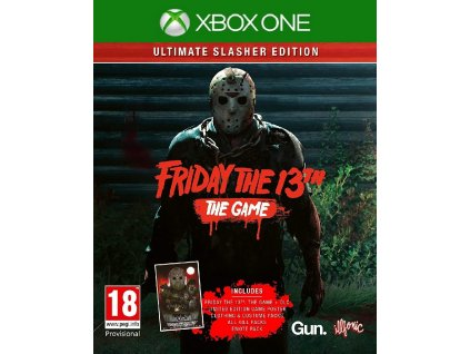FRIDAY THE 13TH THE GAME ULTIMATE SLASHER EDITION