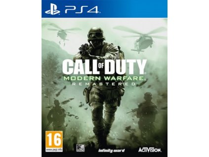CALL OF DUTY MODERN WARFACE REMASTERED